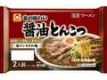 マルちゃん 北の味わい 醤油とんこつラーメン 袋302g