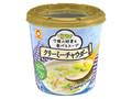 マルちゃん 7種の野菜を食べるスープ クリーミーチャウダー カップ24g