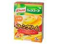 クノール カップスープ コーンクリーム 箱52.8g