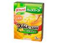 クノール カップスープ つぶたっぷりコーンクリーム 箱49.5g