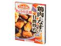味の素 クックドゥ きょうの大皿 鶏肉となすの甘酢炒め用 箱100g