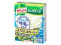味の素 クノールカップスープ 冷たい牛乳でつくるえだ豆のポタージュ 3袋入 箱36.3g