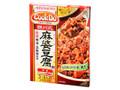 味の素 クックドゥ 四川式麻婆豆腐用 中辛 箱106.5g