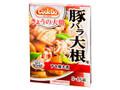 味の素 クックドゥ きょうの大皿 豚バラ大根用 箱100g