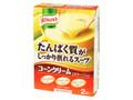 クノール たんぱく質がしっかり摂れるスープ コーンクリーム 箱58.4g