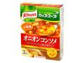 クノール カップスープ オニオンコンソメ 3袋入 箱34.5g