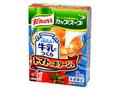 クノール カップスープ 冷たい牛乳でつくる トマトのポタージュ 3袋入 箱50.7g