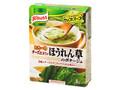 クノール カップスープ とろーりチーズ仕立てのほうれん草のポタージュ 箱43.5g