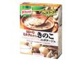 クノール カップスープ ミルク仕立てのきのこのポタージュ 3食 箱42.9g