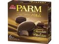 森永乳業 パルム チョコレート&チョコレート プラリネ仕立て 箱55ml×6