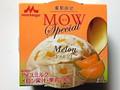森永 MOW スペシャル メロン カップ140ml