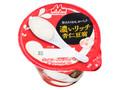 森永 濃いリッチ 杏仁豆腐 カップ140g