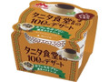 森永 タニタ食堂監修の100kcalデザート カフェモカプリン 濃厚カカオソース カップ85g