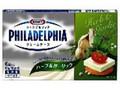 クラフト フィラデルフィアクリームチーズ ハーブ&ガーリック 6P 箱90g