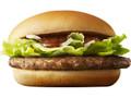 マクドナルド しょうが焼きバーガー