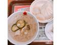 ミスタードーナツ きのこ味わう白湯麺