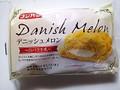 フジパン デニッシュメロン 白バラ牛乳 袋1個