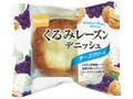 Pasco くるみレーズンデニッシュ チーズクリーム 袋1個