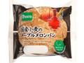 Pasco 国産小麦のメープルメロンパン 袋1個