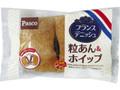 Pasco フランスデニッシュ 粒あん&ホイップ 袋1個