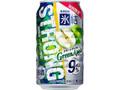 KIRIN 氷結 ストロング グリーンアップル 缶350ml