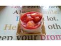 モスバーガー やさしい豆乳スイーツ レアチーズ風 グレープフルーツ&ブラッドオレンジソース 1個