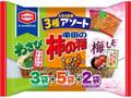 亀田製菓 亀田の柿の種 3種アソート 袋295g