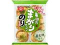 亀田製菓 亀田のまがりせんべい のり 袋14枚