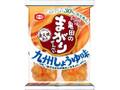 亀田製菓 亀田のまがりせんべい 九州しょうゆ味 袋18枚