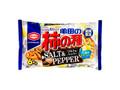 亀田製菓 亀田の柿の種 ソルト&ペッパー 6袋詰 袋182g