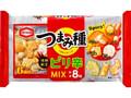 亀田製菓 つまみ種 ピリ辛ミックス 袋120g