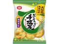 亀田製菓 手塩屋ミニ 柚子こしょう味 袋55g