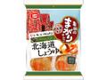 亀田製菓 亀田のまがりせんべい 北海道しょうゆ味 袋18枚