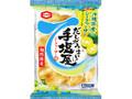 亀田製菓 手塩屋 シークヮーサー味 袋9枚