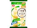 亀田製菓 うす焼クリスプ 袋45g