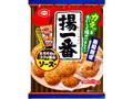 亀田製菓 揚一番 ソース味 袋120g