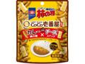 亀田製菓 亀田の柿の種 CoCo壱番屋監修カレー×チーズスナック 袋35g
