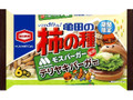 亀田製菓 亀田の柿の種 テリヤキバーガー風味 袋182g