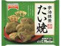 テーブルマーク 北海道産小豆使用 宇治抹茶たい焼 袋4個
