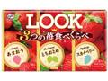 不二家 ルック 3つの苺食べくらべ 箱12粒