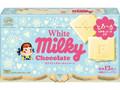 不二家 ホワイトミルキーチョコレート 箱60g
