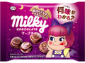 不二家 魔法のミルキーチョコレート マーブル 袋30g