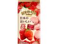 不二家 カントリーマアム 日本のおいしい苺 袋14枚