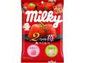 不二家 ミルキー 2つの苺食べくらべ 袋80g