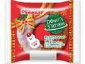 ヤマザキ ドーナツステーション オールドファッションドーナツ いちご クリスマスパッケージ 袋1個