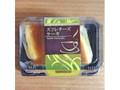 ヤマザキ スフレチーズケーキ パック2個