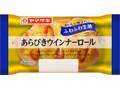 ヤマザキ おいしい菓子パン あらびきウインナーロール 袋1個