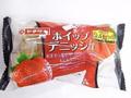 ヤマザキ ホイップデニッシュ あまおう苺のゼリー入りホイップ&ミルクホイップ 袋1個