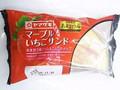 ヤマザキ マーブルいちごサンド あまおう苺ジャム&ミルクホイップ 袋1個