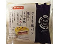 ヤマザキ ケーキ風パン 塩豆ともち食感つぶあん つぶあん&ホイップ入り 袋1個